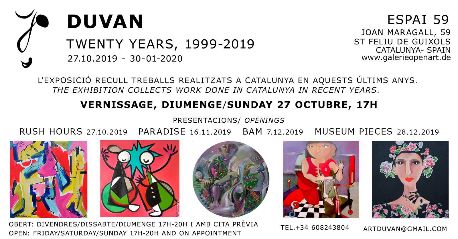Einladungskarte_DUVAN_Open_Art_Galerie
