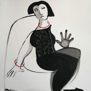Künstler Duvan - Ausstellung Museum
