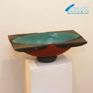 Brigitta Seck – Berlin Schale, 50 x 18 x 30 cm, Preis: 250,- €