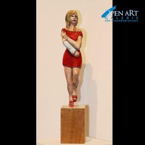 Anja Weinberg Skulptur, 65 x 12 cm Preis 1.400 €