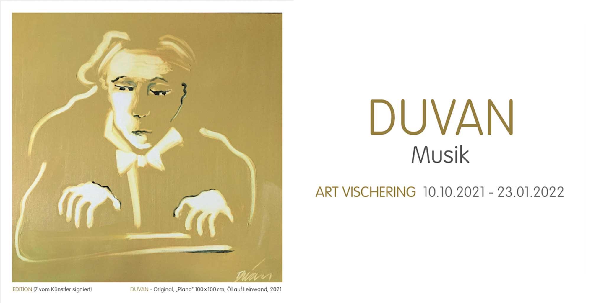 DUVAN_Music_Vischering_Titel